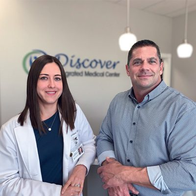 Chiropractor Spring Grove IL Darrin Foszcz and Nichole Erhardt